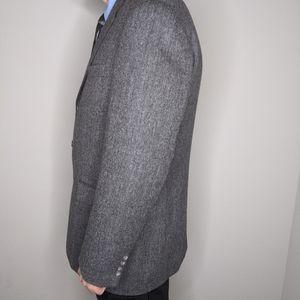 Izod Suits & Blazers - Izod Pure New Wool Blazer Grey 3 Button Classic